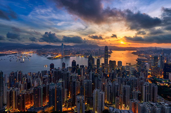Clarity || Hong Kong