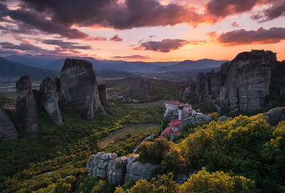 Dreams of Meteora || Greece