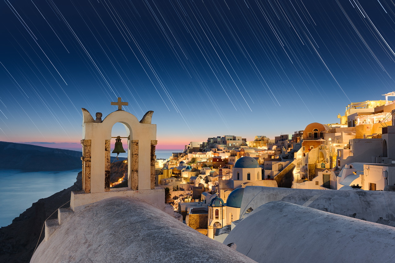 Moments In Time || Oia Santorini
