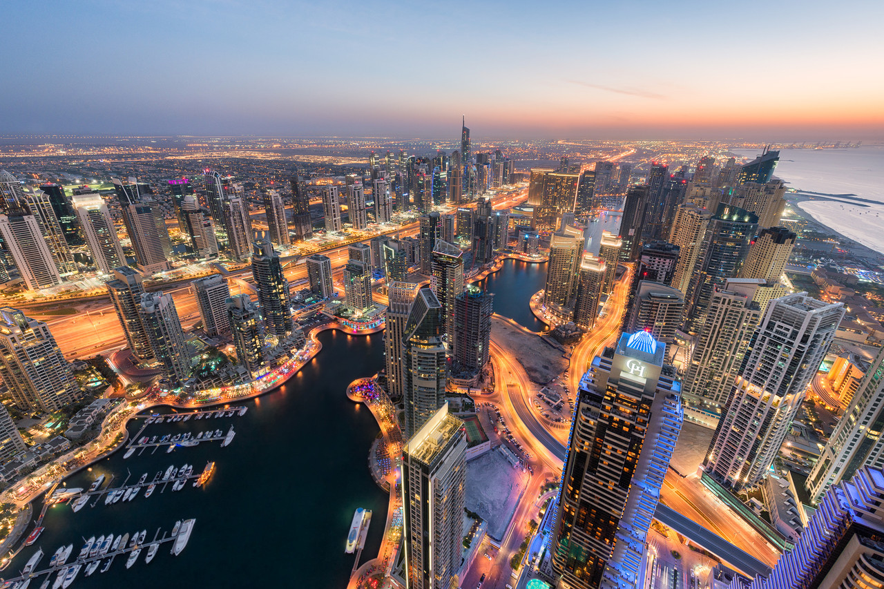 All That Glitters | Dubai Marina