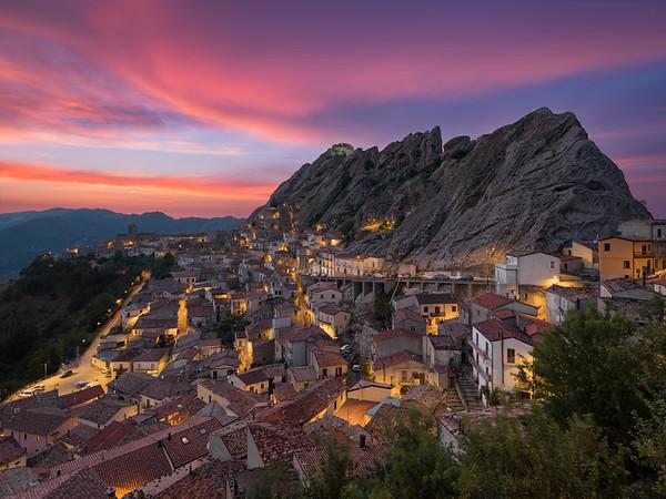 Hidden Village || Pietrapertosa Italy