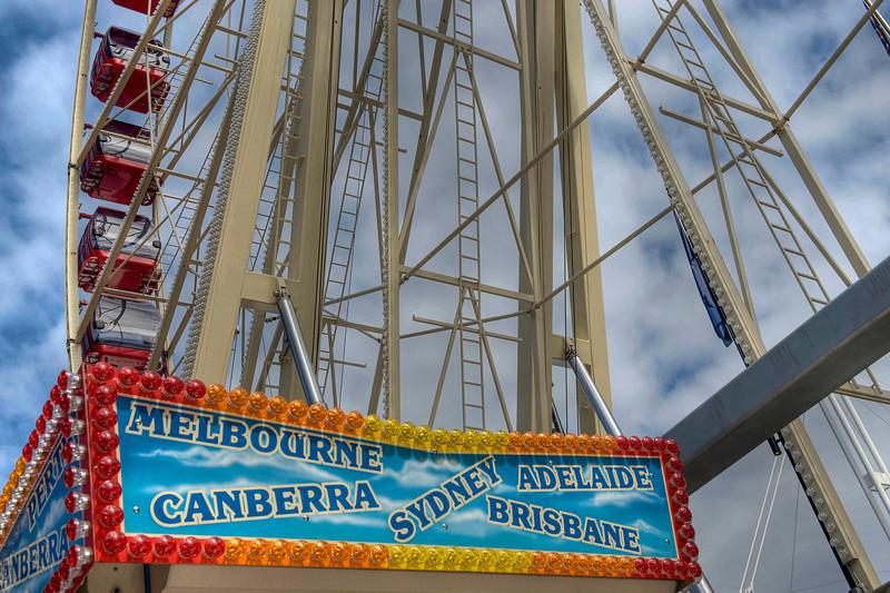 HDR: Big fun in Sydney, Australia.