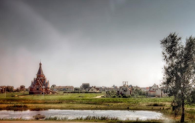 Rural Belarus.