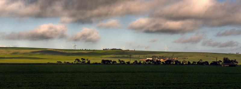 HDR: Rural South Australia.