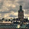 HDR: Church, Stockholm, Sweden HDR.