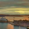 HDR: Dawn HDR, Sydney, Australia.
