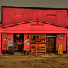 HDR: General store, rural Uganda.