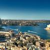 HDR: Sydney, Australia Opera House and Harbour Bridge HDR.