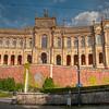 HDR: Maximilianeum, home of the Bavarian State Parliament, Munich, Germany.