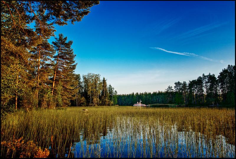 DRI/HDR: High Summer in Finland.