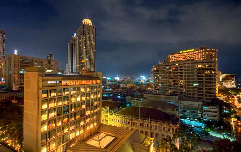 Bangkok, Thailand HDR.