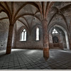 Kloster Chorin, Brandenburg, Germany.