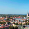 Panorama, Tallinn, Estonia.