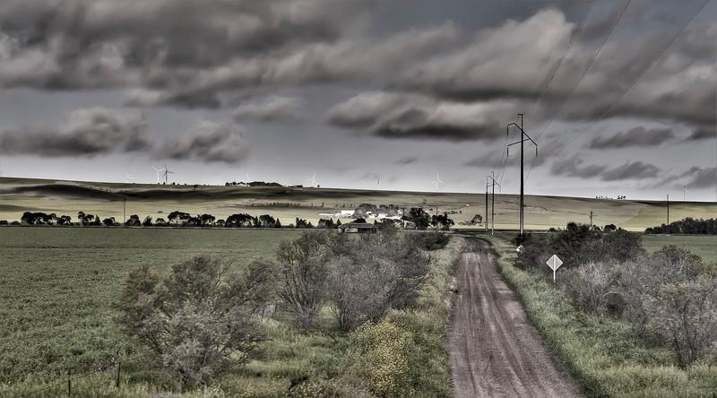 Outside Adelaide, Australia HDR.