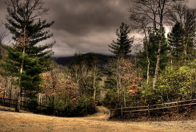 HDR: The southern Appalachians, USA.