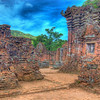 HDR: The ruins at My Son, Vietnam.