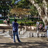 HDR: Chess match, Sydney, Australia.