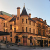 HDR: Sydney, Australia street.