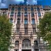 HDR: Art Nouveau Architecture, Riga, Latvia.