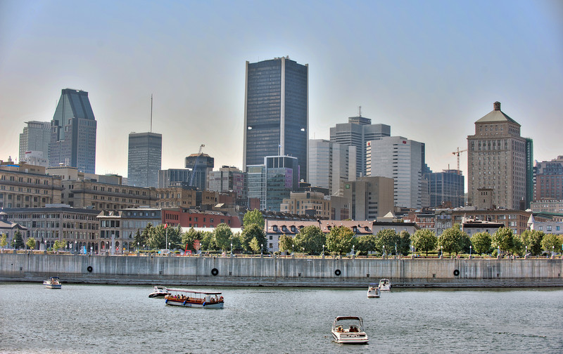 Montreal, Quebec, Canada HDR.