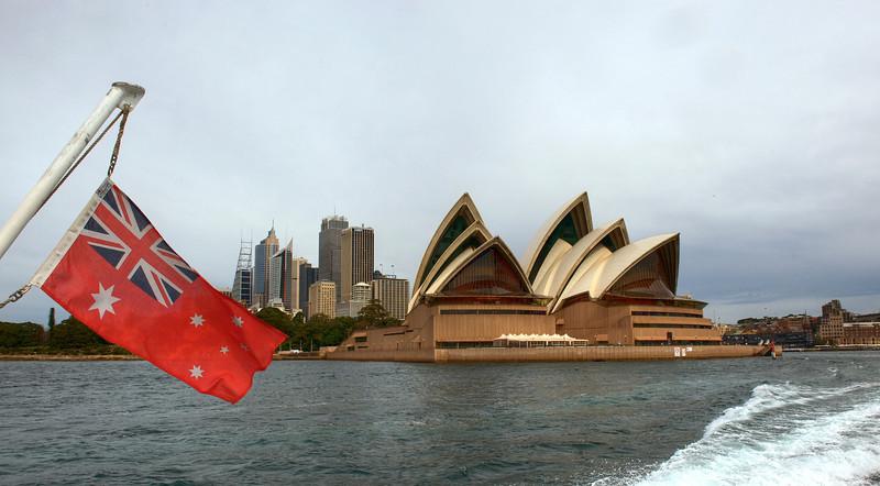 HDR: Sydney, Australia.
