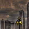 HDR: Skyline, SIngapore.