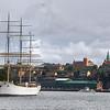 HDR: Stockholm, Sweden.