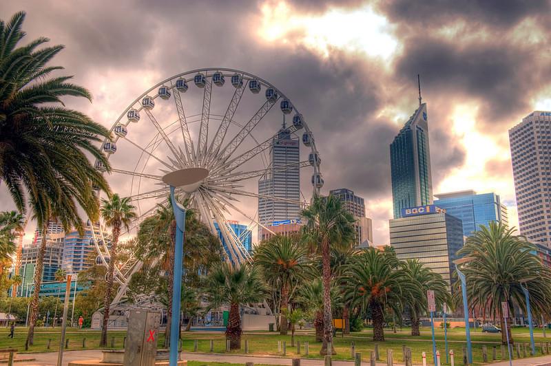 HDR: Perth, Australia HDR.