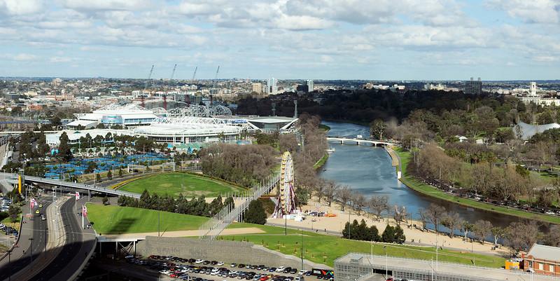 HDR: Melbourne, Australia.