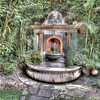 HDR: Fountain, Antigua, Guatemala.