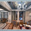 Presidential Suite, Istanbul, Turkey - HDR.