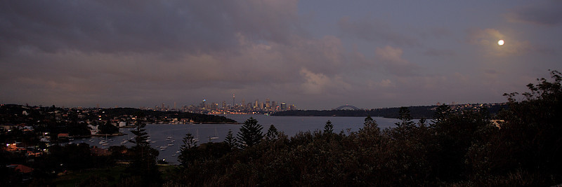 HDR: Sydney, Australia overnight HDR.