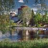 Savonlinna castle, Finland - HDR.