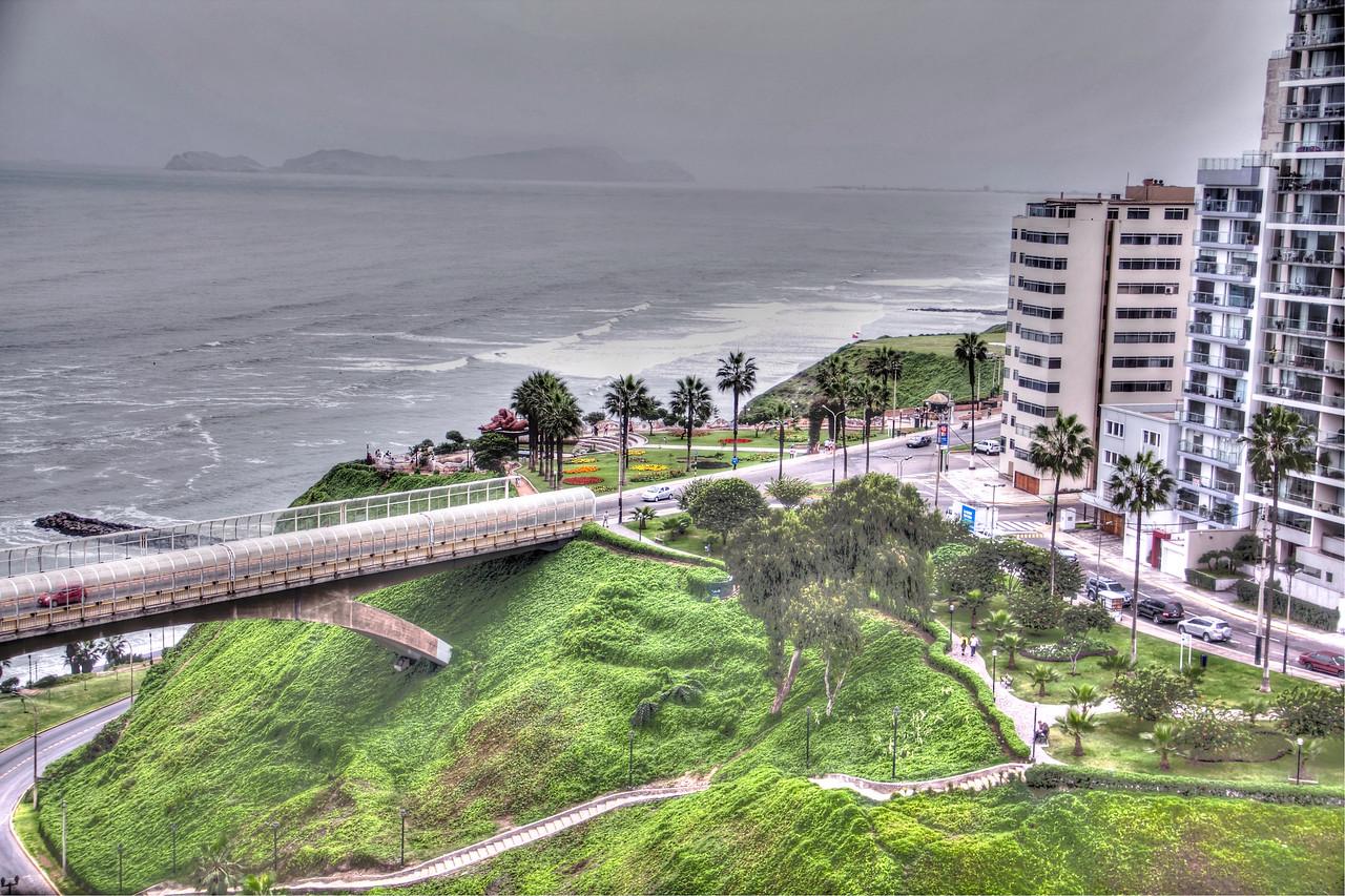 Miraflores, Peru.
