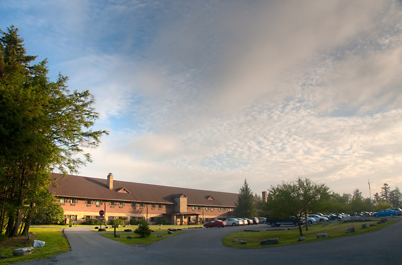 Blackwater Falls Lodge