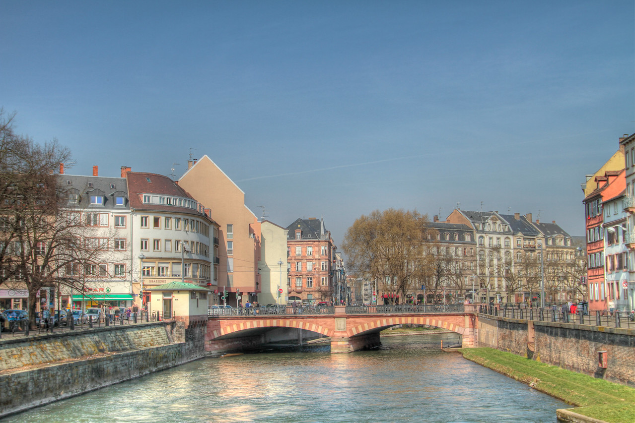 Strasbourg, France, winter 2011