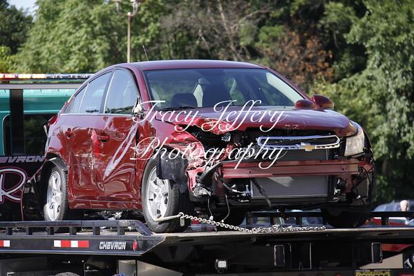 HFD Car Accident- Shoprite parking lot 6-29-15