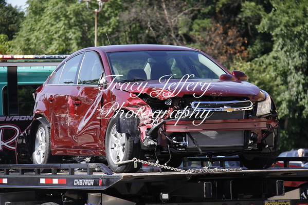 HFD Car Accident- Shoprite parking lot 6-29-15