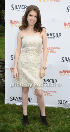 October 10,2009: Anna Kendrick attends the HIFF Chairman's reception @ the home of Stuart March Suna a  in Easthampton on October 10, 2009. photo by Rob Rich/SocietyAllure.com