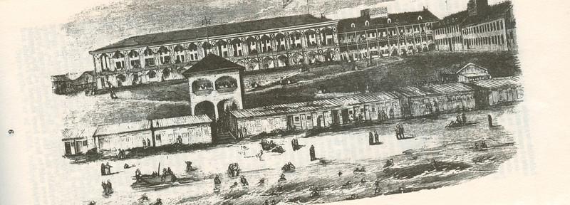 Congress Hall post 1854