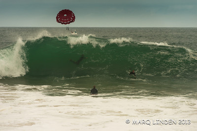 HIgh Surf at The Wedge #5