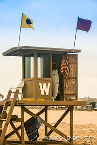 Life Guard Tower W