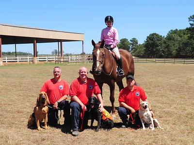 SHREVEPORT FIRE DEPARTMENT K9 SEARCH AND RESCUE TASK FORCE 2010 HOLLY HILL FARMS 8TH ANNUAL HORSE SHOW