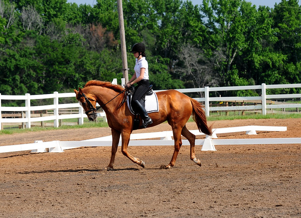 TRI STATE DRESSAGE SOCIETY SHOW 5-5-12