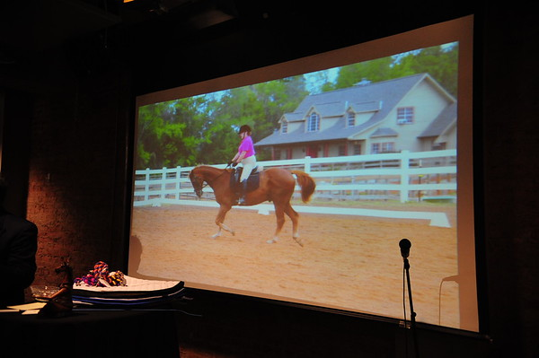 TRI-STATE DRESSAGE SOCIETY ANNUAL AWARDS BANQUET 1-28-12