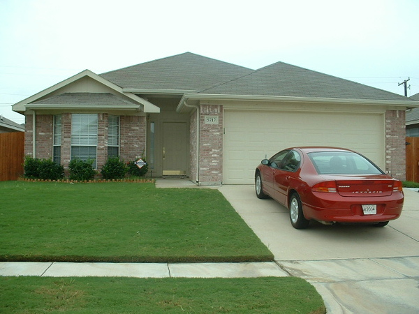 5717 Magnum Drive, Arlington, TX - where I lived before I moved to Colorado