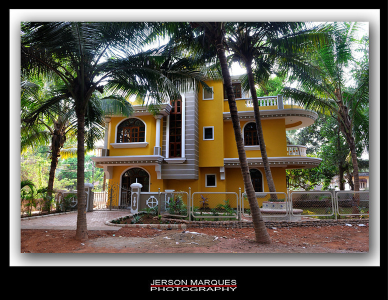 HOUSE IN GOA - INDIA 2