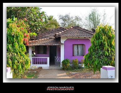 OLD HOUSE IN GOA - INDIA 3
