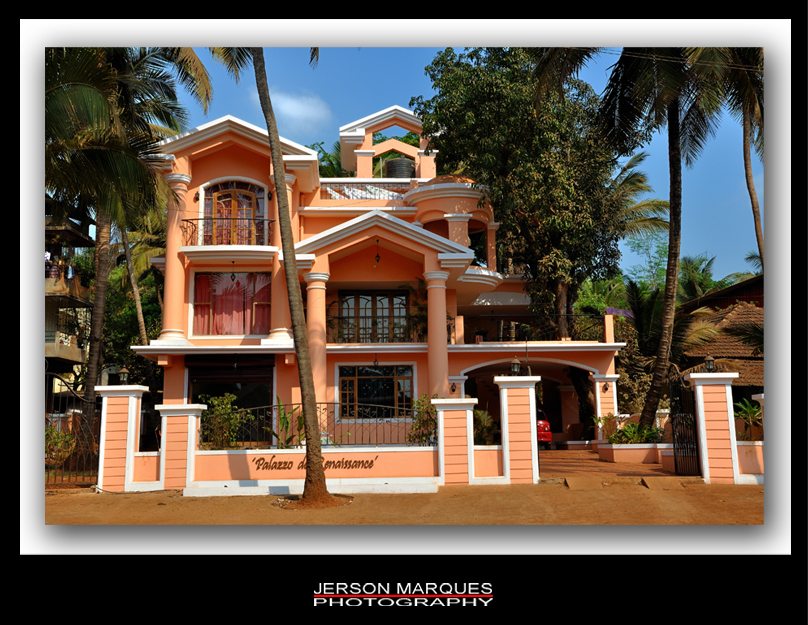 HOUSE IN GOA - INDIA 1