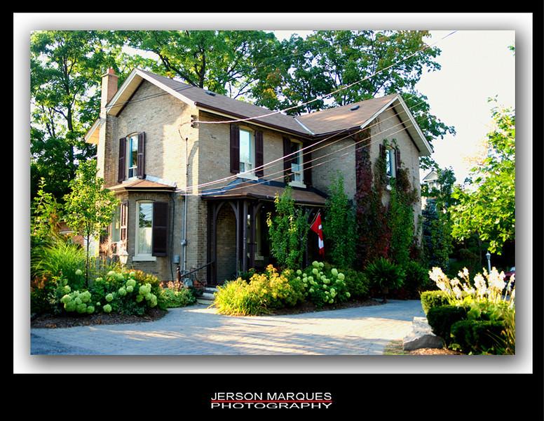 HOUSE IN MARKHAM - CANADA